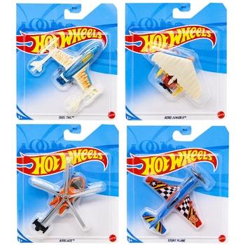 Игрушка Hot Wheels базовый самолетик в ассортименте