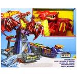 Игровой набор Hot Wheels Атака дракона