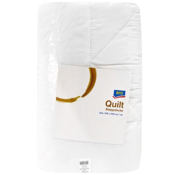 Одеяло Aro 160*200см - купить, цены на Метро - фото 1