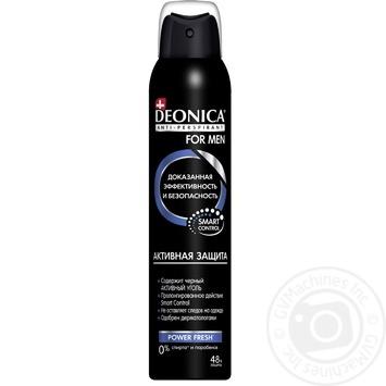 Deonica for Men Deodorant Active Protection 200ml