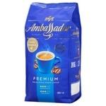 Кава Ambassador Premium зерно 500г