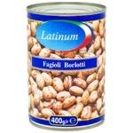 Квасоля Latinum Fagioli Borlotti 400г