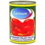 Latinum Whole Peeled Tomatoes 400g