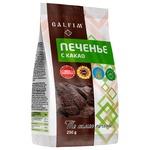 Печенье Galfim сахарное с какао 250г