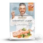 Натуральная приправа Pripravka для рыбы с лимонным соком и итальянскими травами (с пакетом) Кулинарный Шедевр 15г