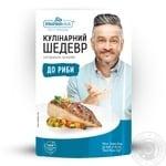 Натуральна приправа Pripravka для риби Кулінарний Шедевр 30г