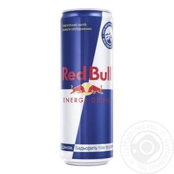 Напій енергетичний Red Bull 0.591л - купити, ціни на МегаМаркет - фото 1