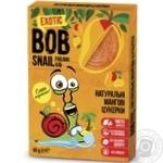 Конфеты Bob Snail натуральные манговые 60г