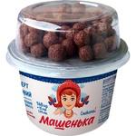 Mashenka Cottage Cheese Dessert with Chocolate-Сereal Balls 5% 155g