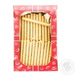Delicia melted milk waffle 1300g - buy, prices for Metro - image 1