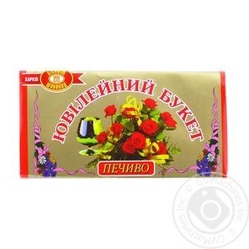 Печенье Юбилейный букет 200г - купить, цены на Таврия В - фото 1