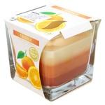 Bispol Orange Candle