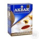 Чай черный Akbar Pekoe №1 100г