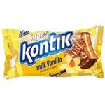 Печенье-сэндвич Super Kontik  ванильный молочный 100г