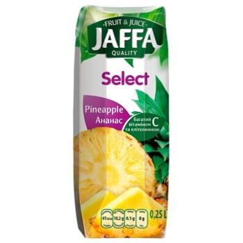Нектар Jaffa Select Ананасовый 0,25л