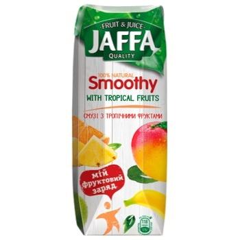 Смузі Jaffa Smoothy з тропічними фруктами 0,25л