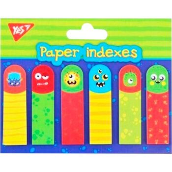 YES Funny Monsters Paper Indexes