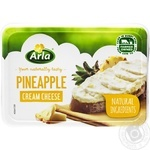 Крем-сыр Arla Pineapple с Ананасом 70% 150г