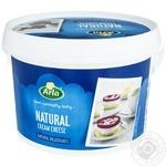 Крем-сыр Arla Natura 70% 1,5кг