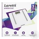 Ваги підлогові Laretti LR-BS0015