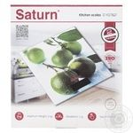 Saturn Kitchen Scales ST-KS7827