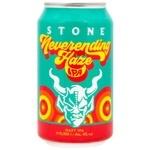 Stone Neverending Haze Beer 4% 0,355l
