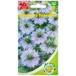 Семена Агроконтракт Цветы Нигела Дамасская голубая 0,3г