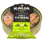 Тунец Kaija с зеленым перцем и лимоном в масле 160г