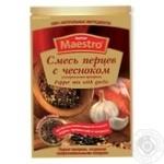 Приправа Смесь перцев с чесноком Red Hot Maestro 25г