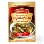 Spices Red hot maestro for potato 30g - buy, prices for Novus - image 1