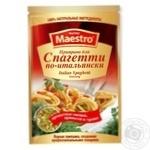 Приправа Red Hot Maestro к спагетти по-итальянски 25г