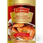 Spices Red hot maestro chicken with garlic tuscany 25g - buy, prices for Novus - image 1