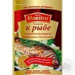 Приправа Red Hot Maestro К рыбе по-средиземноморскому 25г
