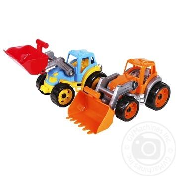Іграшка Technok Трактор - купити, ціни на Novus - фото 3
