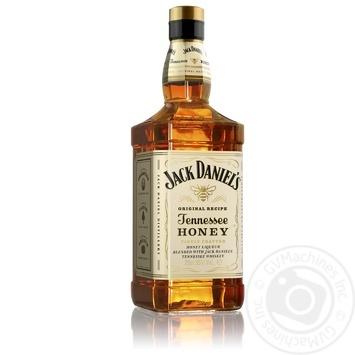 Jack Daniels Jennessee Honey Whiskey 35% 0,7l - buy, prices for Novus - image 3