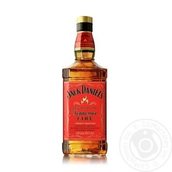 Jack Daniel's Tennessee Fire Whiskey 35% 1l - buy, prices for Metro - image 1