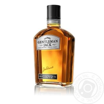 Виски Jack Daniel's Gentleman Jack 40% 0,7л - купить, цены на СитиМаркет - фото 3