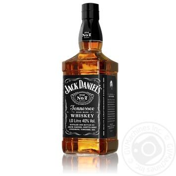 Jack Daniel`s Old No. 7 40% Whiskey 1l - buy, prices for Novus - image 2