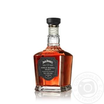 Jack Daniel's Single Barrel Whiskey 45% 0,7l - buy, prices for Metro - image 3
