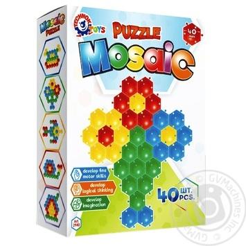 Technok Puzzle Mosaic - buy, prices for Auchan - photo 1