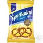 Крекер Konti Хрустинка з сіллю 40г