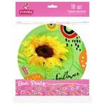 Бумажные тарелки с рисунком Eventa 10шт - купить, цены на Фуршет - фото 4