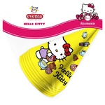 Eventa Hello Kitty Paper Cap D13cm 6pcs