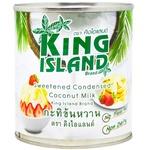 King Island Coconut Milk Condensed 380g