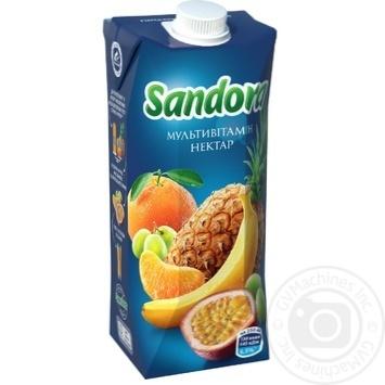 Sandora Multi-V nectar 500ml - buy, prices for Furshet - image 1
