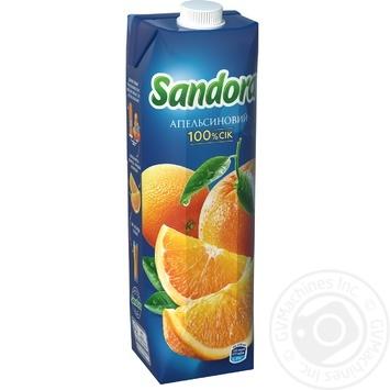 Сок Sandora апельсиновый 950мл - купить, цены на Фуршет - фото 3