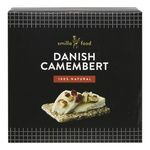 Smilla Food Camembert Cheese 50% 125g