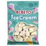 Bebeto Marshmallow Candies Ice Cream 30g