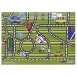 Economix Rug for Children's Creativity Traffic Rules CF61480-02