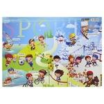 Коврик Economix для детского творчества Спорт CF61480-12
